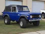 1972 FORD Ford Bronco sport